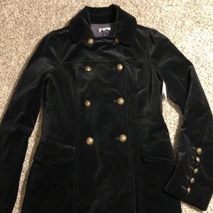 Vince Velvet Jacket